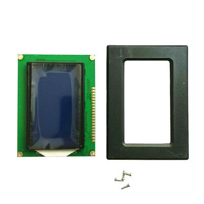 128x64 Blue Backlight LCD Display Module ST7920 for Raspberry Pi Arduino