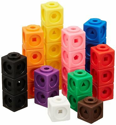 Learning Resources Mathlink Cubes (Set of 100) Maths Link