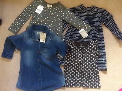 BNWT BABY GIRL NEXT BUNDLE 12-18months