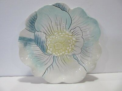 Rose Canape Plate Bloom Collection