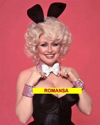 Dolly Parton ( 9 To 5 ) Photographic Image R3454