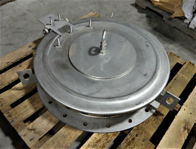 "Groth 24"" Hinged Cover 2400A-24-5-T20Z"