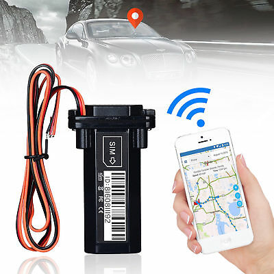 Anti-theft Mini Car Vehicle GPS GPRS GSM Tracker Real Time Tracking/Spy Device