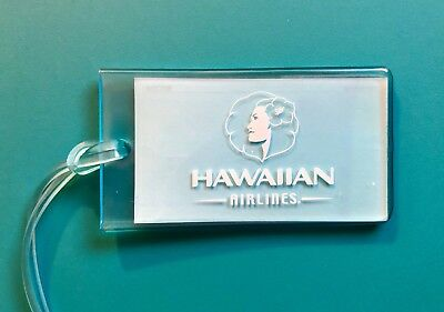 Hawaiian Airlines Luggage Tag
