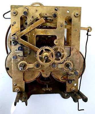 A Hamburg American Clock Movement