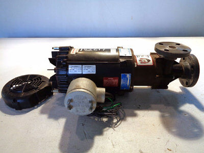 March Mfg. Phase Magnetic Drive Pump Model#: Te-7R-Md, W/ Marathon Motor