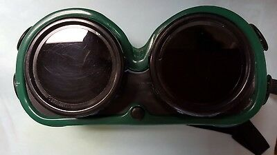 Welding Safety Goggles  Double Lenses