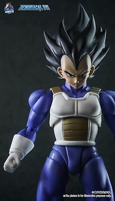 Demoniacal Suit Dragon Ball Z shf SSJ Black Normal Vegeta Action Figure