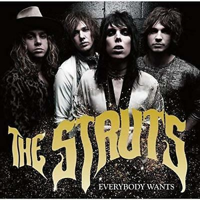 THE STRUTS Everybody Wants with Bonus Tracks TOTAL 18TRACKS JAPAN CD Japan