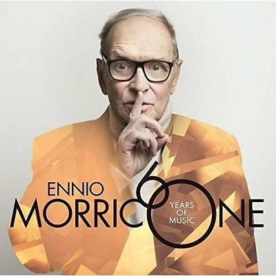 ENNIO MORRICONE-MORICONE 60-JAPAN SHM-CD Japan with Tracking