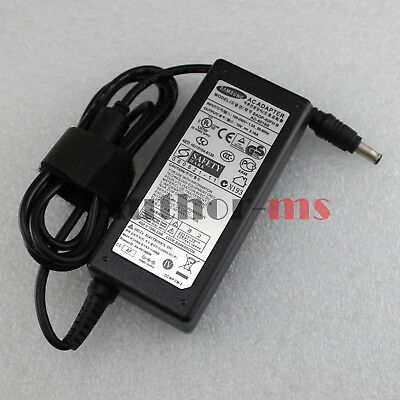 Genuine 19V 3.16A 60W Laptop AC Adapter For Samsung ADP60ZH-D AD-6019R Charger