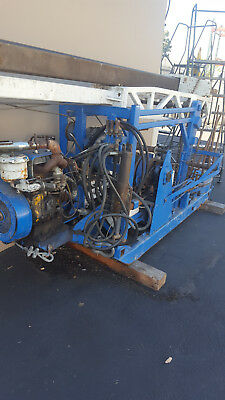 Drilling Rig - Includes Many Tools