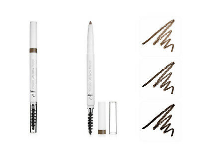 ELF Instant Lift Brow Pencil Eyebrow Liner with Spoolie Brush E.l.f. NEW IN
