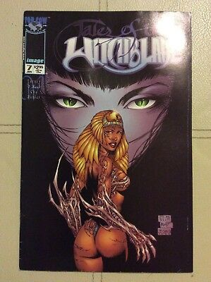 Top Cow Comic Tales Of The Witchblade No 7 June 1999