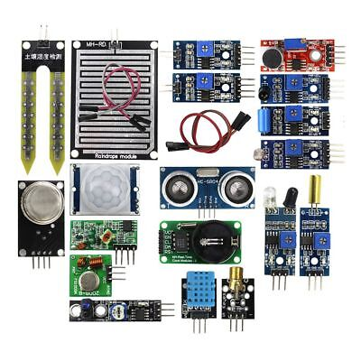 Useful Raspberry Pi 3/2 Model B Arduino Sensor Transducer Board Kit Module