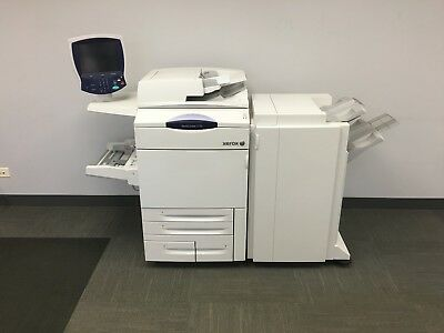 Xerox WorkCentre 7755 Color with bustle fiery Low Meter 157k Prints