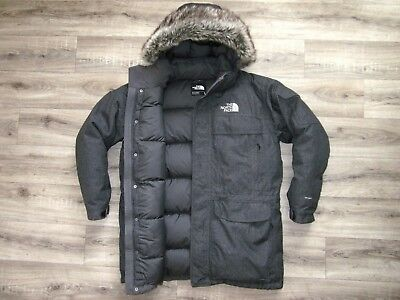9541f99569 The North Face Mcmurdo Men's Down Waterproof Puffer Parka Jacket XL RRP£400  Coat