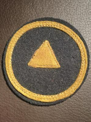 WW1 US Army Plotter / Observer Trade Patch / Sleeve Insignia