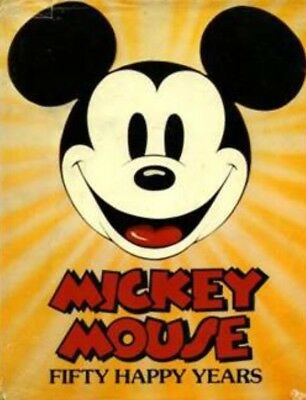 Mickey Mouse The First 50 Years Super 8mm Film