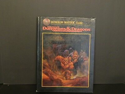 Advanced Dungeons & Dragons: Dungeon Master's Guide 2nd Edition (1995)