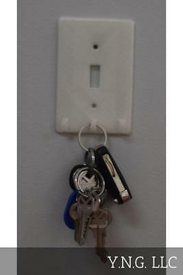1 Custom Turn It Off You Pick Color Light Switch Cover Night Outlet Cover Pr55