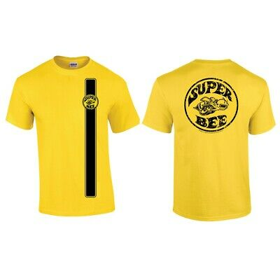 Adult Officially Licensed Stinger Yellow Super Bee T-Shirt