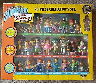 Greetings from Springfield: The Simpsons Limited Edition box set