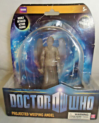 Dr. Who Projected Weeping Angel Action Figure