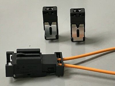 Fiber Optic Coupler BAS-D2B ADAPTER CONNECTORS MERCEDES BENZ AND  Loop Bypass