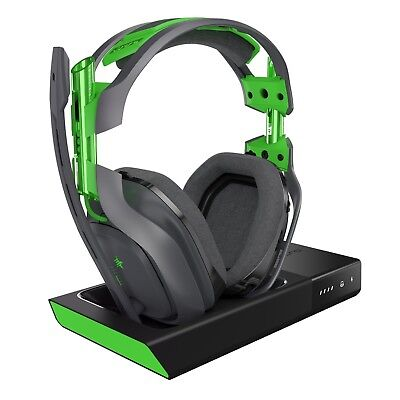 ASTRO Gaming A50 Wireless Dolby Gaming Headset - Black/Green - Xbox One + PC NEW