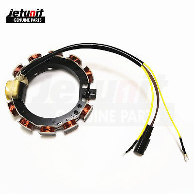 Stator 4Cyl 9Amp For Johnson Evinrude 65-115HP 583340 583536 763767 173-3536