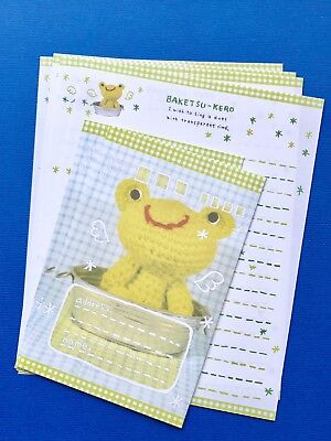 Cute Letter Set/ Writing Note Paper Scrapbook /planner /journal