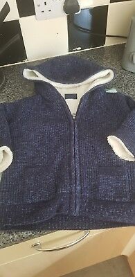 Boys 18 To 24 Months Thick Cardigan