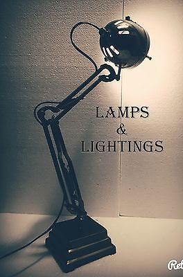 Halloween Decor Nautical Bed Side Table Lamp Desk Lamp And Lighting.
