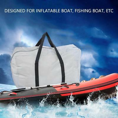 Canoe Kayak Inflatable Boat Watersports PVC Bag Accessory Storage Bag SD