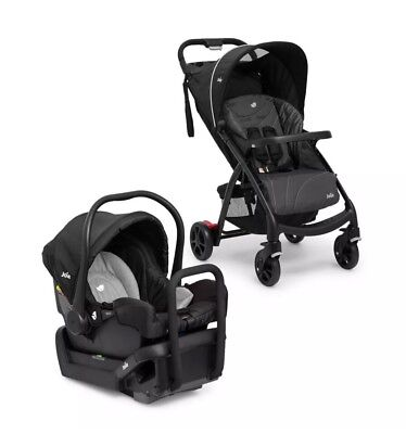 Joie Baby Muze Travel System Charcoal