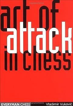 Art of Attack in Chess, Paperback by Vukovic, Vladimir