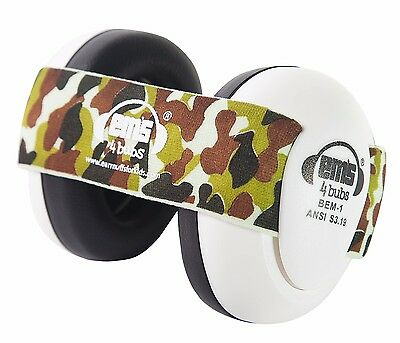 Ems For Bubs Baby Earmuffs Ems For Kids Baby Hearing Protection Soundproof Camo