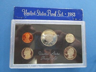 1983 USA Proof Set of Coins.