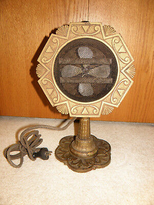Markel Electric Heetaire Neo Glo Space Heater Art Deco Antique & Works