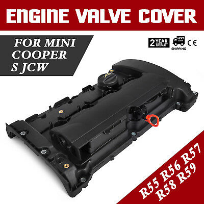 Engine Valve Cover for Mini Cooper S 2007-2012 11127646555 r55 r56 r57 r58 r59