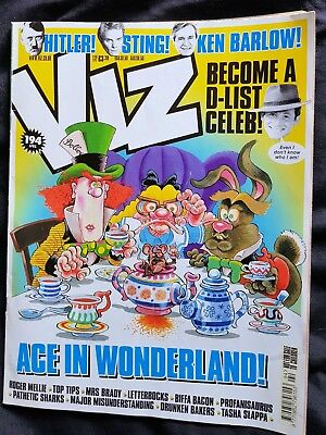 Viz Comic Magazine issue 194 - British adult comic