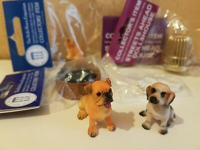 1:12th scale dolls house ANIMALS and accessories