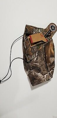 Mission Cooling Bucket Hat cap Enduracool Realtree Hunting Camouflage UPF 50