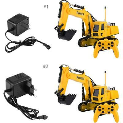 RC Truck Excavator Crawler 12CH 2.4Ghz Remote Control Digger Demo Construction