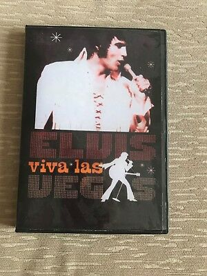 Elvis DVD Viva Las Vegas ABC News Special 2 hour documentary from 2007