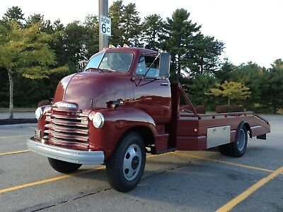 1952 Chevrolet Other Pickups  1952 Chevrolet 5700 Cabover