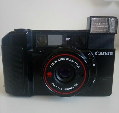 Canon Sure Shot AF35 35mm Vintage Camera