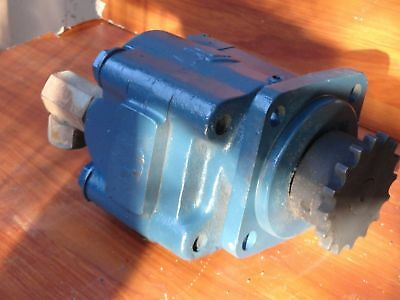 "Commercial Shearing Hydraulic Pump 1"" Shaft"
