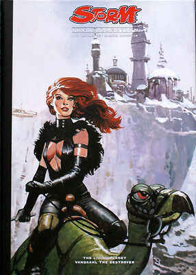 STORM Vol.8 H/C - Don Lawrence (Trigan Empire) - Limited Edition